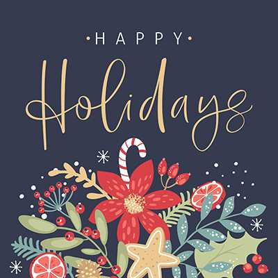 Happy Holidays From Life Chiropractic & Acupuncture